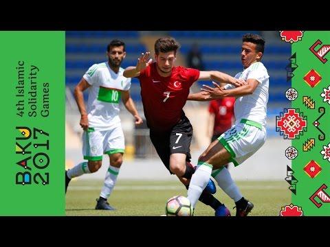 Türkiyə-Əlcəzair - Futbol üzrə seçmə mərhələsi