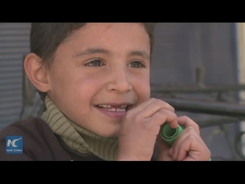 What's life like in Madaya, Syria after rebel evacuation