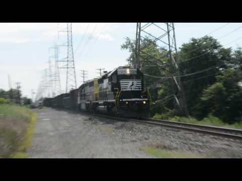 Rare Movements At Bound Brook, Railfanning, Bound Brook - Middlesex, NJ Jul 8, 2017