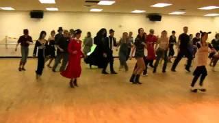 Samba Line Dance 2010