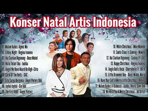 ALBUM NATAL ARTIS INDONESIA 2018