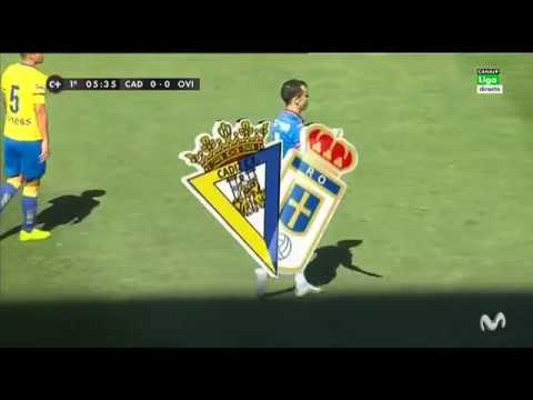 Cádiz C.F. 0 - Real Oviedo 1 (Partido completo) (31-05-15)