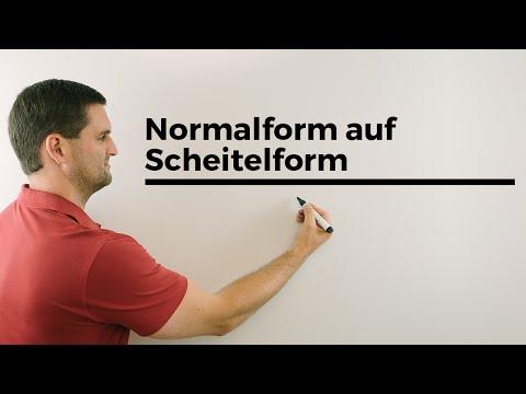Punktprobe bei Ebenen in Koordinatenform, Parameterform | Mathe by Daniel Jung from YouTube · Duration:  1 minutes 54 seconds