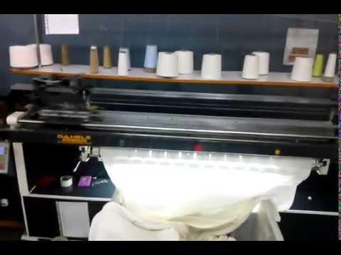 Flat Knitting Machine By Dahele Engg Works Ludhiana Youtube