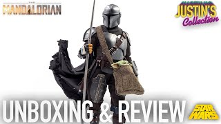 Hot Toys Mandalorian Beskar Season 2 Upgrade Kit OT-Customs Unboxing & Review