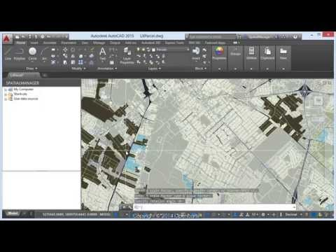 Convert KML to DXF - Spatial Manager™ (SR) - YouTube