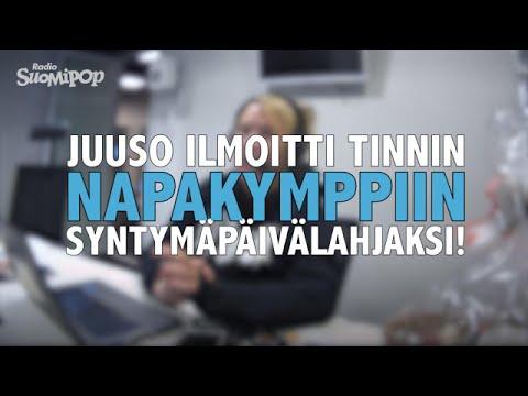 """Juuso ilmoitti Tinnin yllätykseksi Napakymppiin: """"NYT SÄ KUOLET MÄKILÄHDE!"""""""
