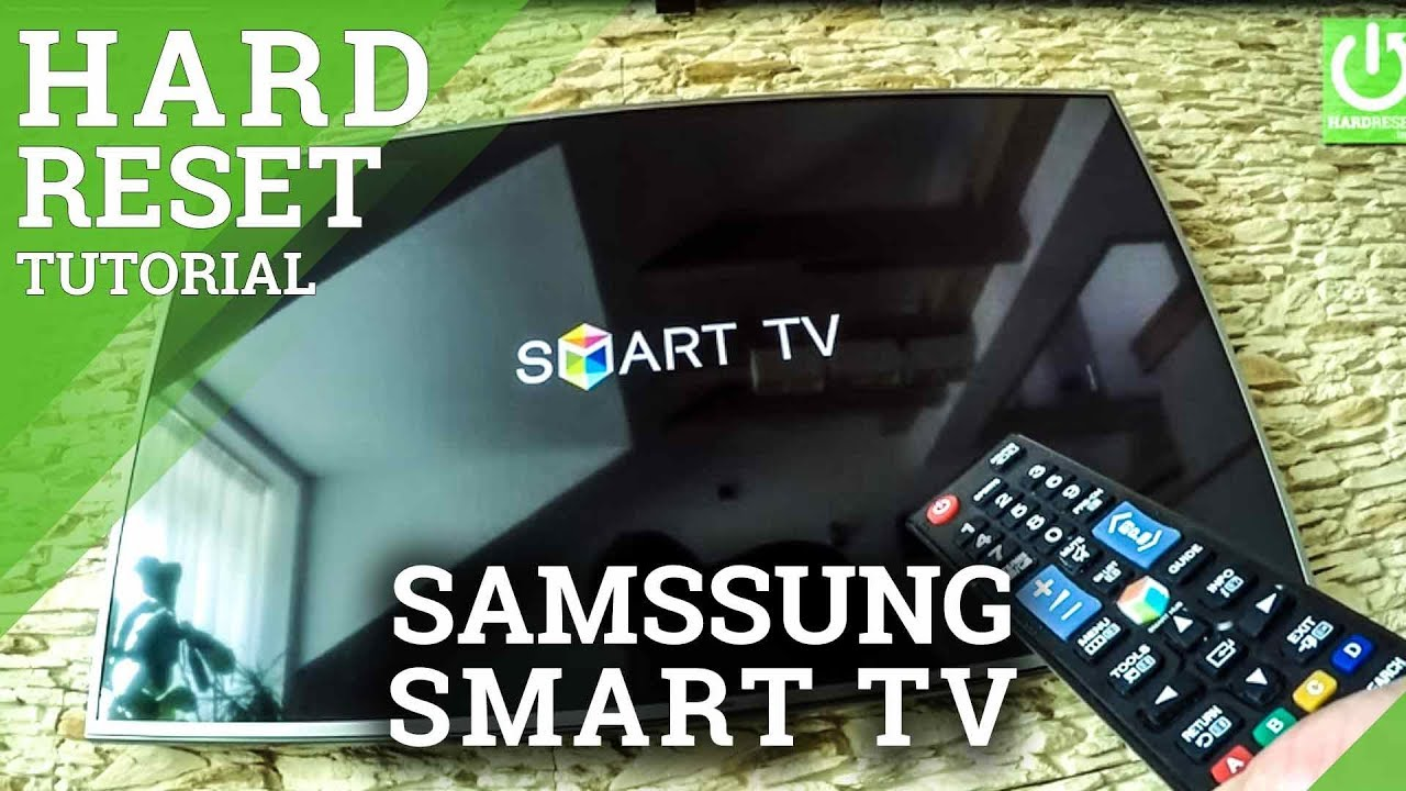 Factory Reset Samsung Smart TV - How to Reset your TV by Service Mode
