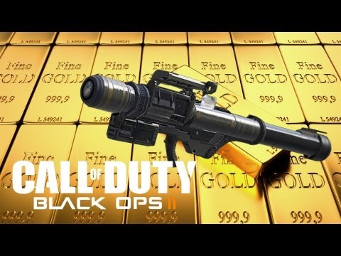 Call Of Duty: Black Ops II | Road To Gold | FHJ-18 AA