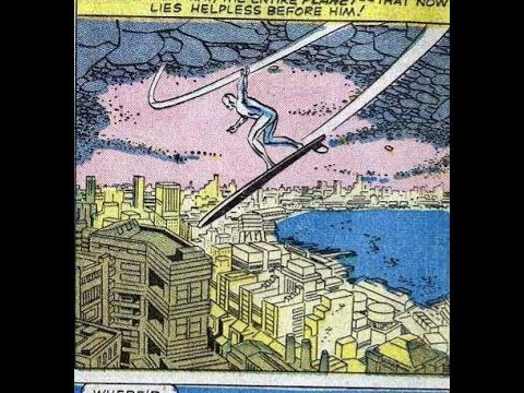 Jack the Architect: Kirby's Cityscapes Highlighted (1964 to 1969)