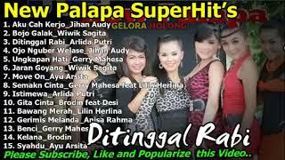 Koleksi Dangdut Koplo New Palapa Super Hits