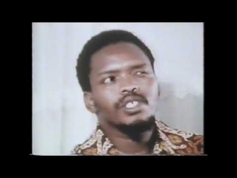 """Steve Biko Interview - """"A program worked out by Black people"""""""