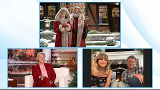 Goldie Hawn & Kurt Russell Had a Lot of Intimate Time Together Filming 'The Christmas Chronicles 2'