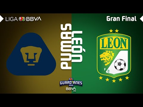 U.N.A.M. Pumas Club Leon Goals And Highlights