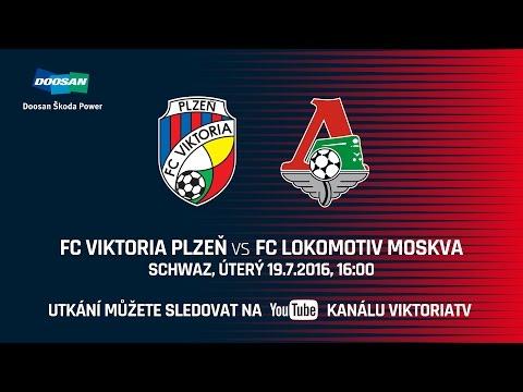 ŽIVĚ: FC Viktoria Plzeň vs FC Lokomotiv Moskva