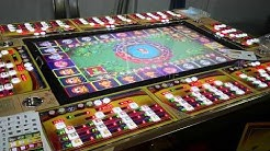 Chinese Roulette betting animal Gambling machine hot sale in South east Asia and Pakistan