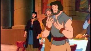 Animated Bible Story of Josephs Reunion On DVD