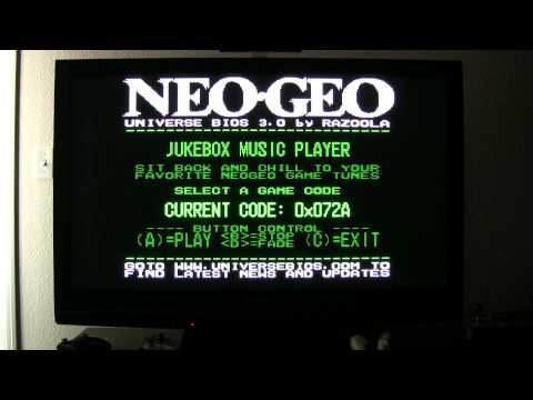 The BEST Neo-Geo music track EVER!