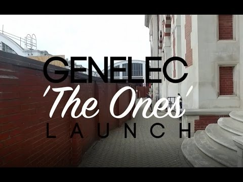 Genelec - The Ones launch