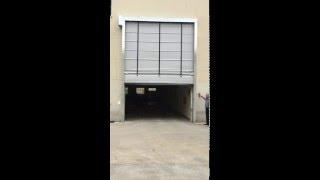 Hızlı Pvc Katlanır Kapı