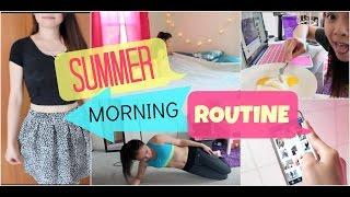 Video Thói Quen Sáng Mùa Hè - Summer Morning Routine [Engish Subtitles] | TrinhPham download MP3, 3GP, MP4, WEBM, AVI, FLV Agustus 2017