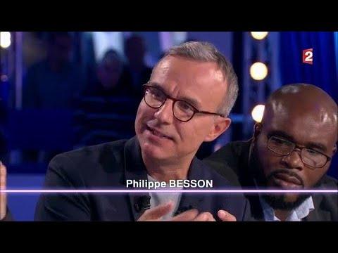 """Philippe Besson au sujet d'Emmanuel Macron:""""Il n'est pas écrivain, il ne sait pas terminer un livre"""""""