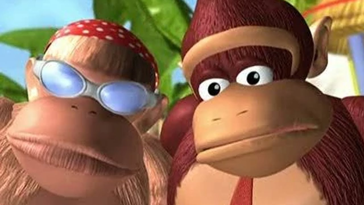 It is a photo of Fabulous Donkey Kong Picture