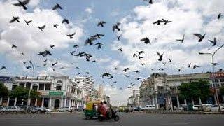 Small tour Connaught Place, New Delhi .La tour de cp begins !  walkvlog :)