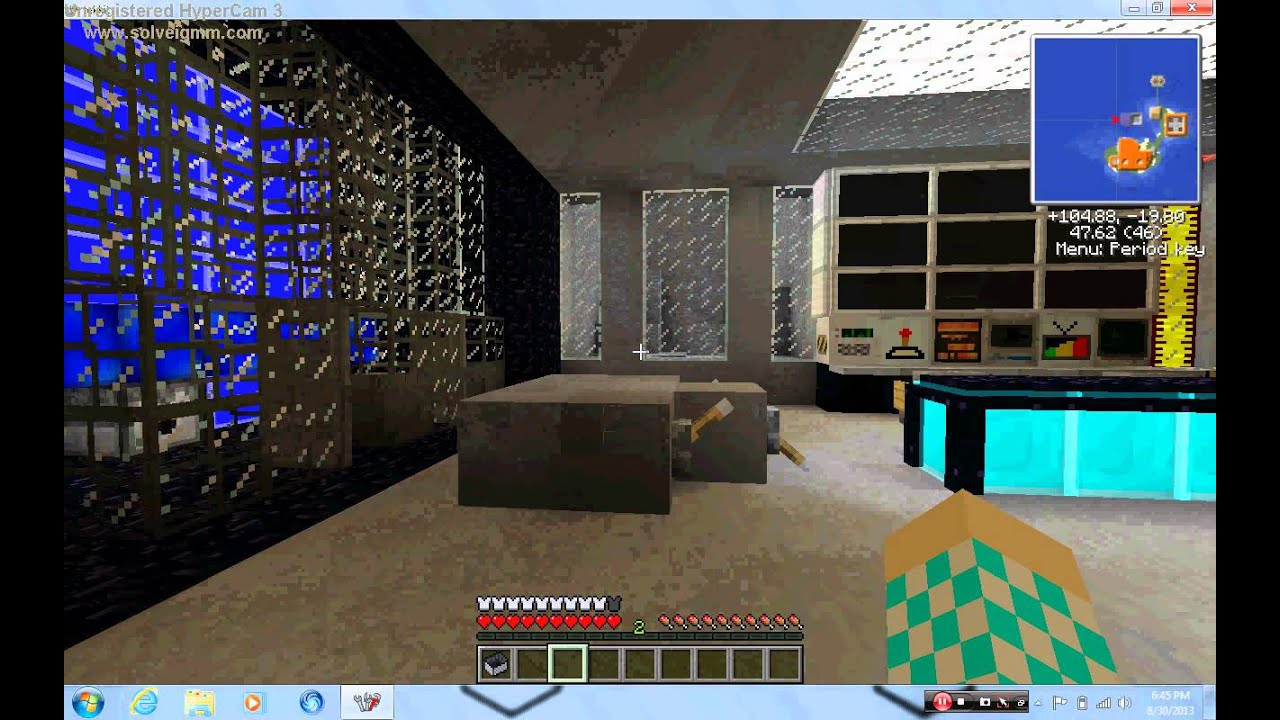 Minecraft house blueprints