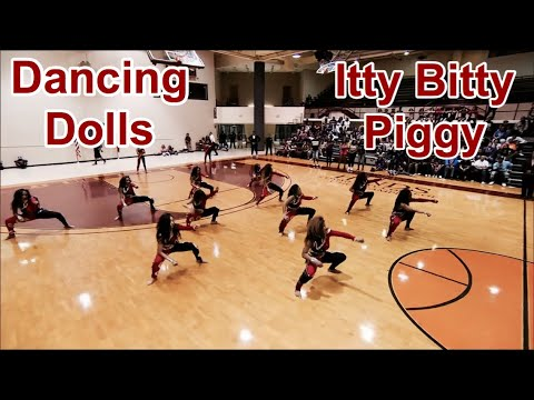 Dancing Dolls - Itty Bitty Piggy (Audio Swap)