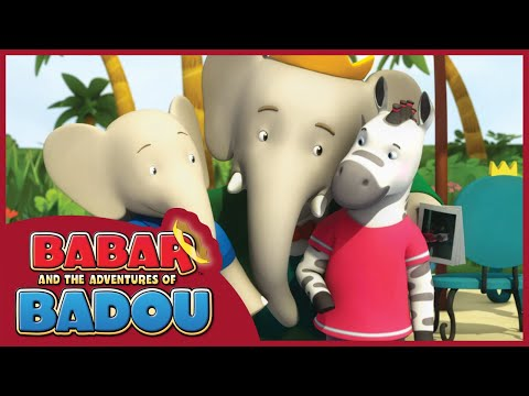 Babar And The Adventures Of Badou | Flower Power/Hee Honk: Ep. 16