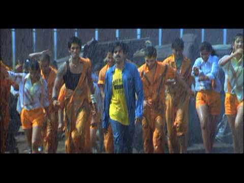 """Pawan Kalyan, Ileana & Paravthi Melton- """"You and I"""" song from Jalsa...."""