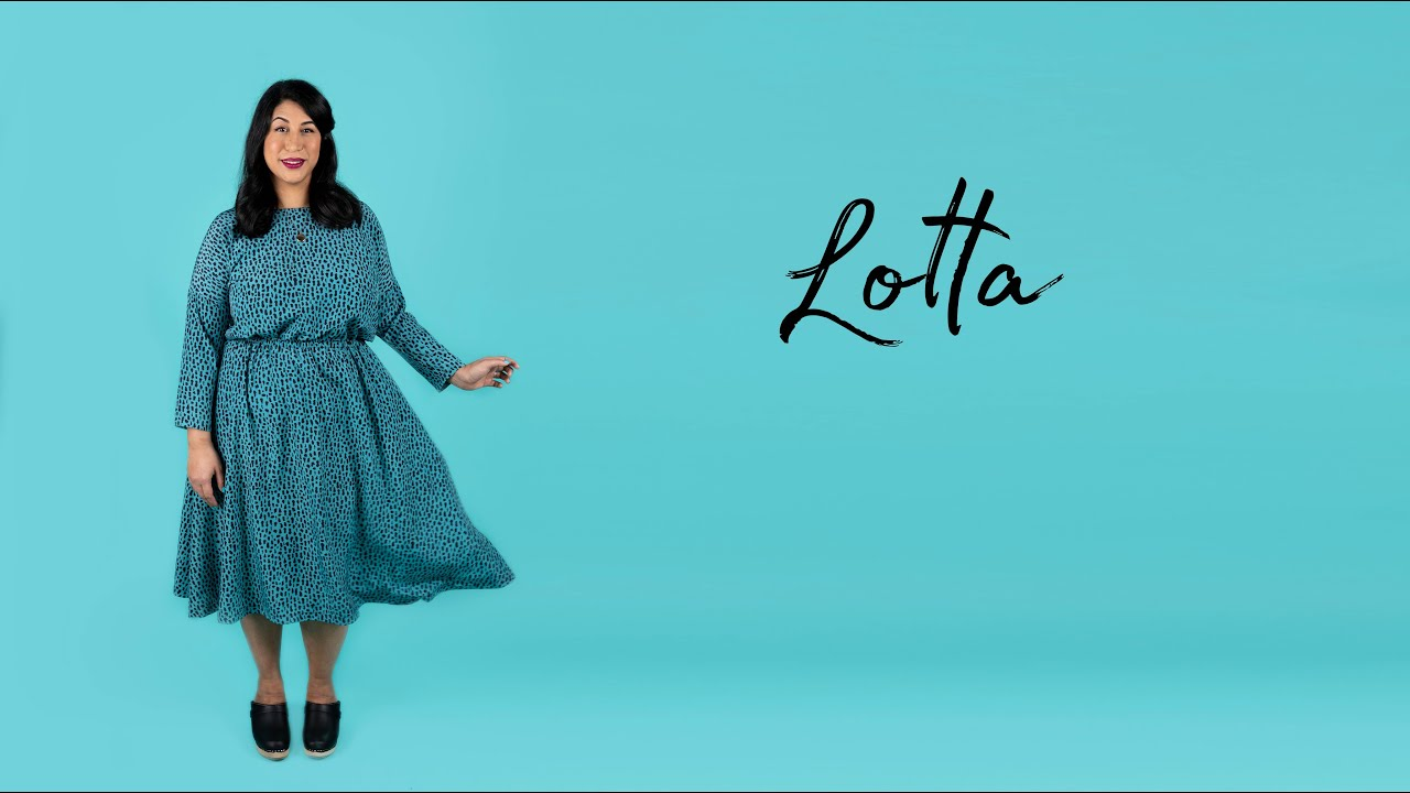 Introducing the Lotta Sewing Pattern