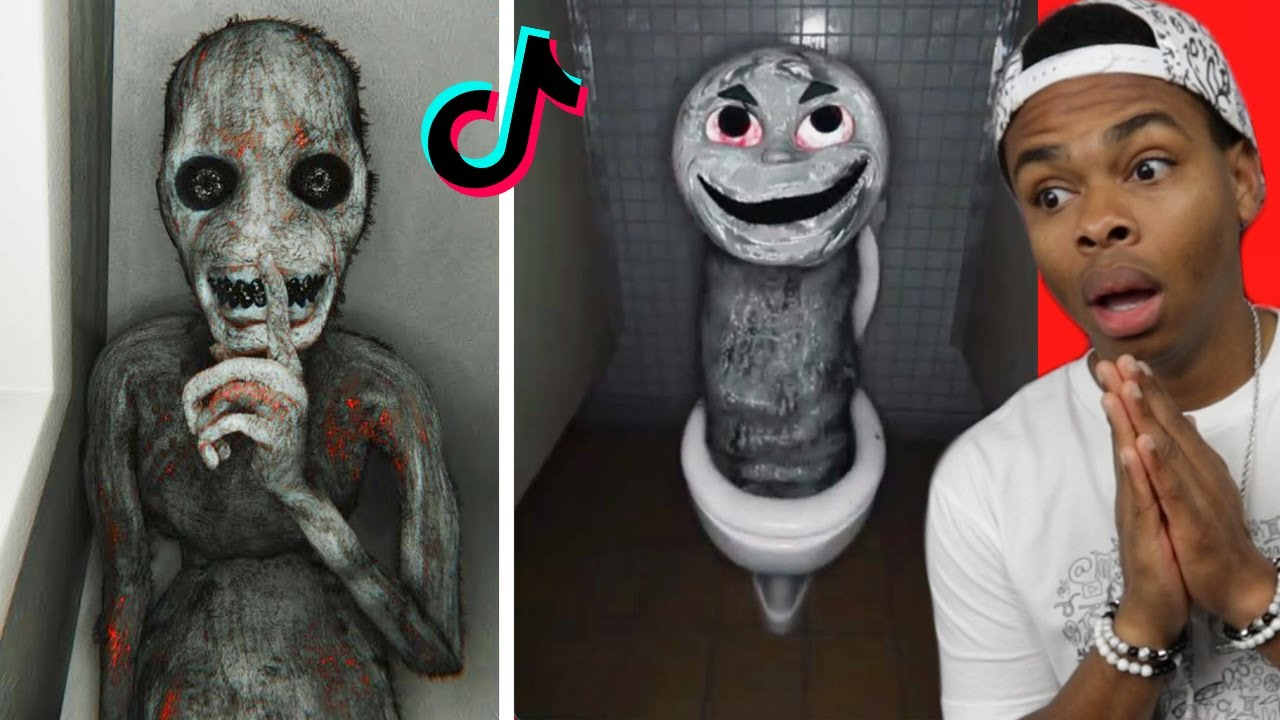 Download Creepy Tik Toks And Thomas The Train Monsters You Should NOT Watch At Night
