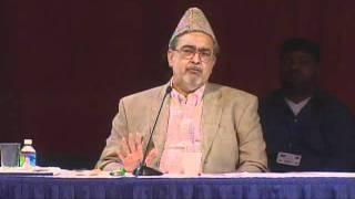 Concluding Address at Jalsa Salana USA 2011 by Dr. Ahsanullah Zafar