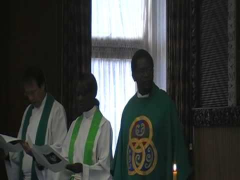 Anglican African Service Part 2 - Blessing and Hymn