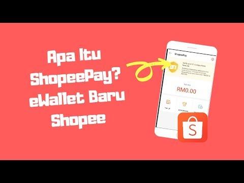 Cara Aktifkan Shopeepay Ewallet Terbaru Daripada Shopee Youtube