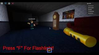 five night at freddy's 4 en roblox paseo virtual