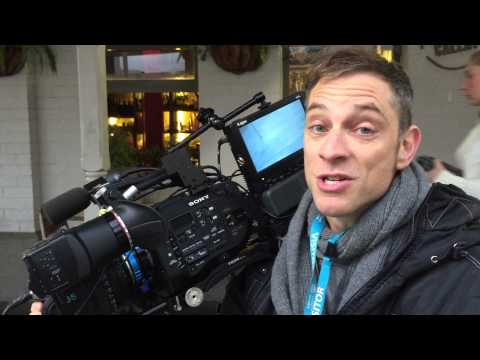 Shooting run and gun on the Sony PXW-FS7