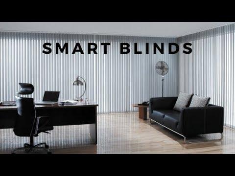Smart Blinds (умные жалюзи)