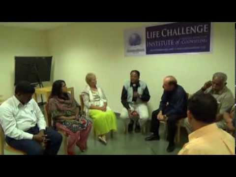Addictions India 13:  Leading Your Group and Group Demonstration