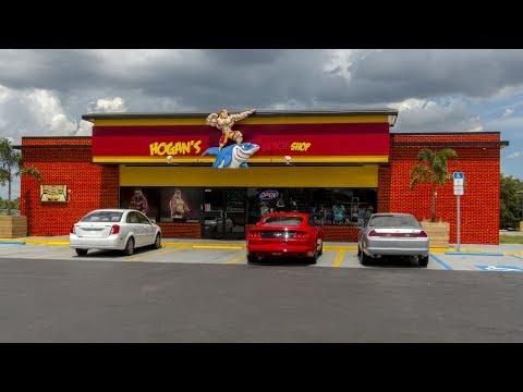 Hogan's Beach Shop, Orlando Florida