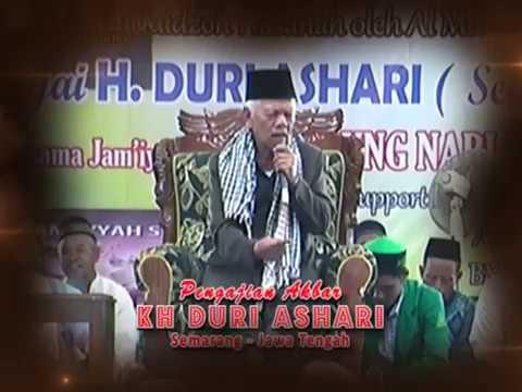Pengajian Lucu Kocak  Penuh Humor KH DURI  ASHARI  Semarang Terbaru 2017
