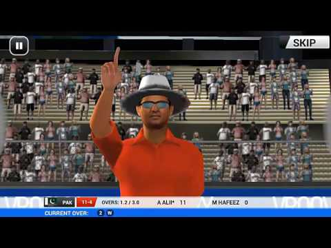 ms dhoni the untold story game india VS...