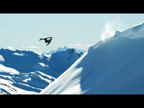 As the old saying goes, go big or Pro skier Sean Pettit Knows
