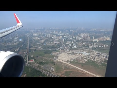 Thai AirAsia FD 556 Don Mueang to Chongqing