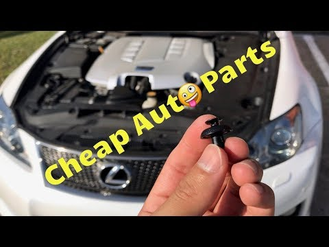 ⚙️Auto Parts For Cheap Better Than Buying Spare Parts At A Car Parts Store | $5 For 40 Engine Clips