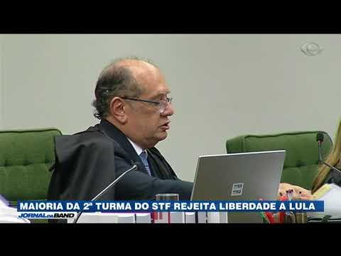 Maioria Do STF Rejeita Liberdade De Lula