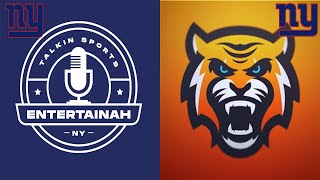 New York Giants | NY Giants off season talk with Bengal | Draft talk and season expectations