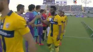 Fiorentina 3 - 0 Parma